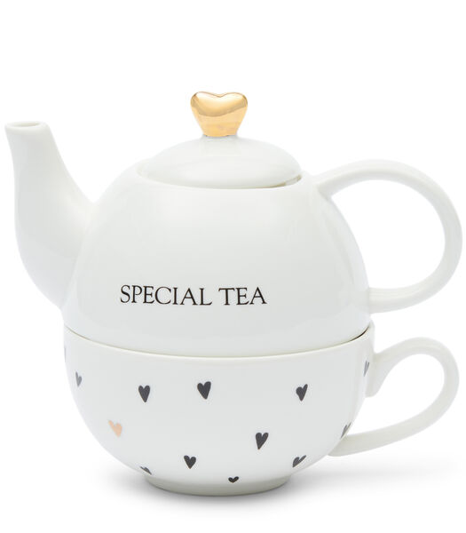 Special Tea For One Pot