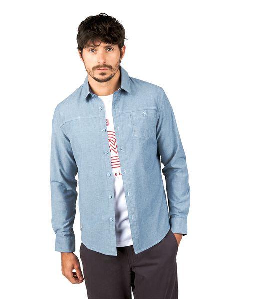 Overhemd met lange mouwen CELER