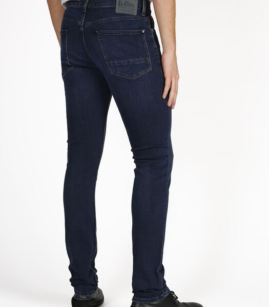 LC108 Luis Dark Blue - Tapered Jeans