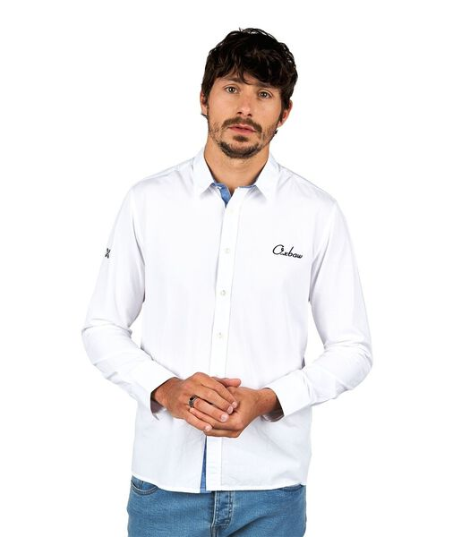 Overhemd met lange mouwen CAVIRO