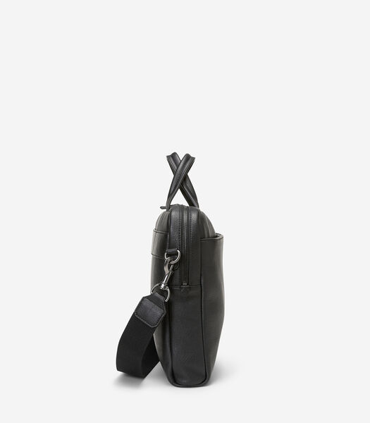 Business bag van stijlvol kalfsleer