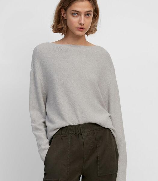 Gebreide trui van OCS Blended LENZING™ ECOVERO™