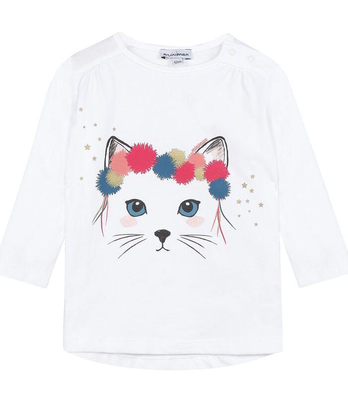 3-delig vest t-shirt en broek set image number 2