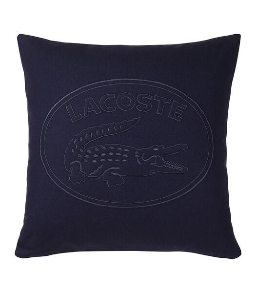 L Lacoste - Housse de coussin Coton