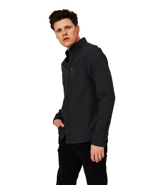 Peter Lt Flanellen overhemd