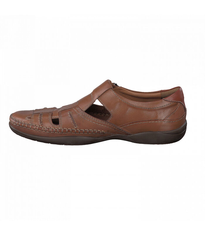 IVANO-Mocassin cuir image number 3
