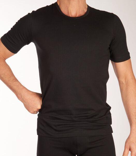 T-shirt ronde hals 2 pack shirt 95/5 h-l