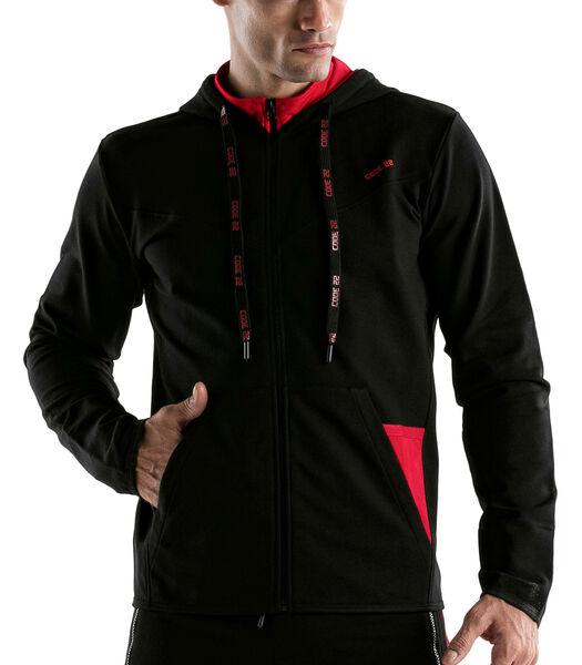 Veste de jogging à capuche Core