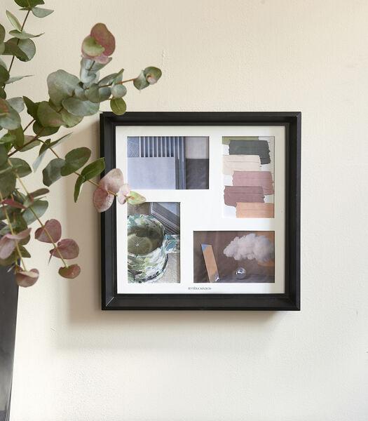 Cadre photo carré West End 4x10x15