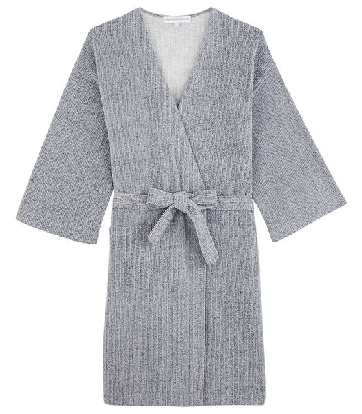 Vendôme - Homewear korte Kimono katoen acrylic