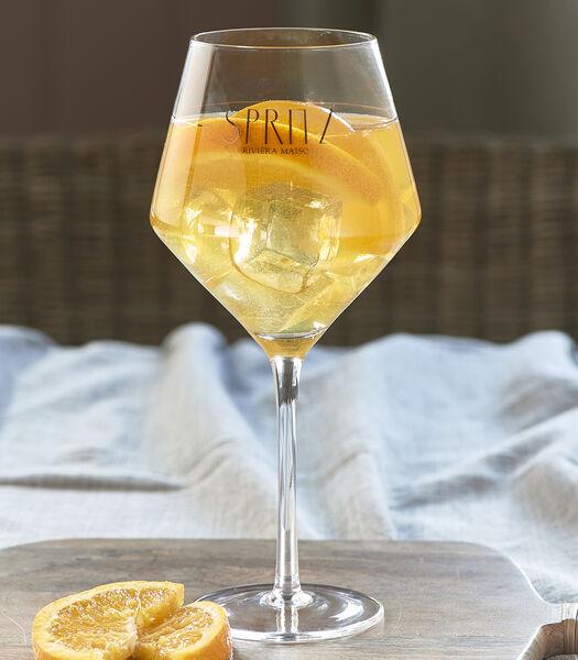 The Best Spritz Glass