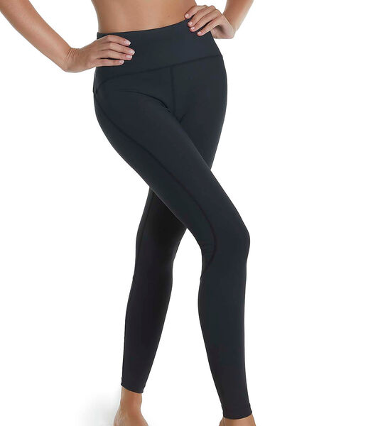 Lange legging Tech ST2 zwart