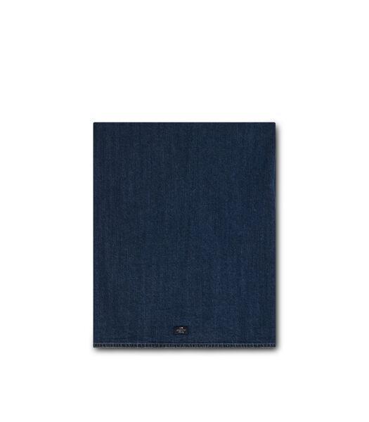 Icons Cotton Twill Denim Tablecloth