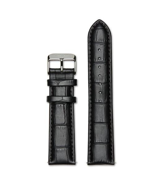 Horlogeband zwart MM41005
