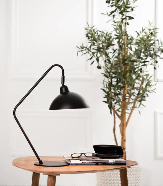vtwonen - Lampe de table 36x22x50 cm ORION noir mat