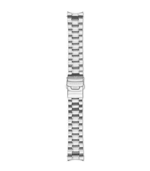 Sportif Horlogeband zilverkleurig R20M3SS4