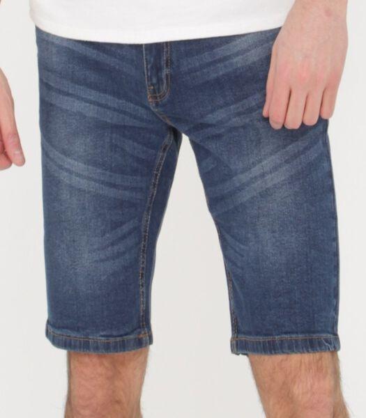 Bermuda spijkerbroek Dallas