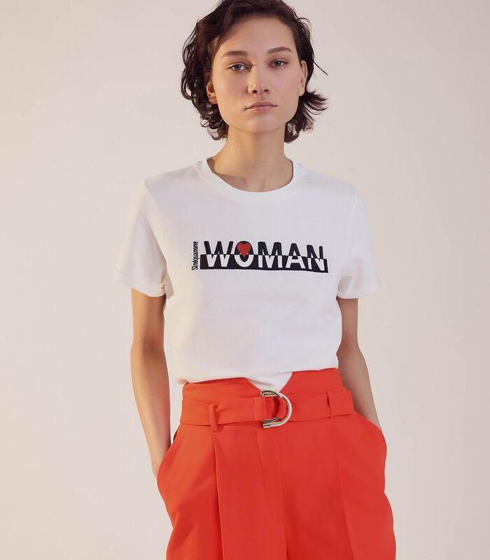 Tshirt T -WOMAN image number 0