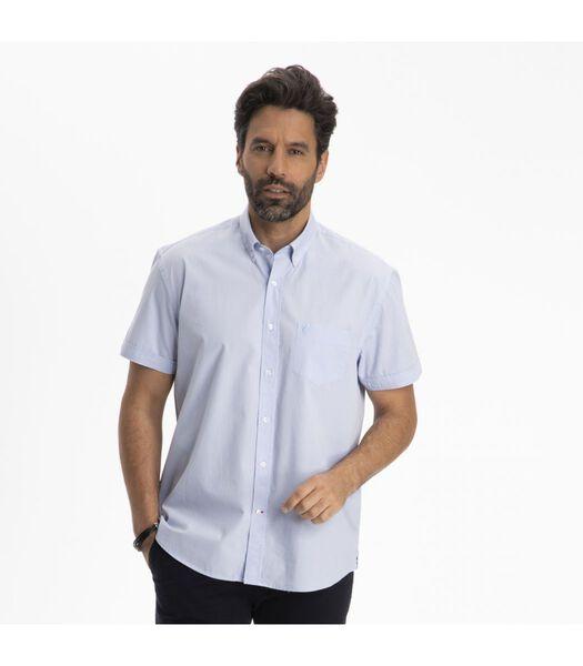 Overhemd  katoen button down kraag CHOISY