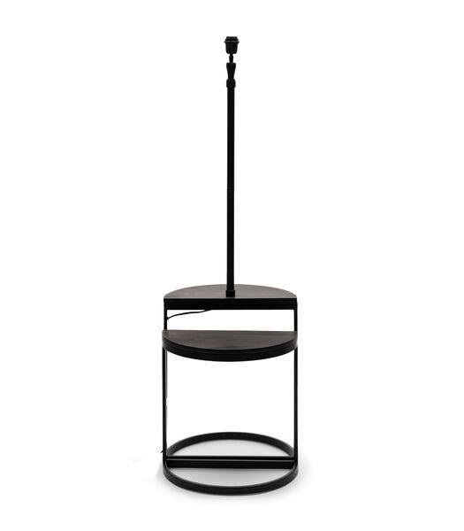 West Houston Side Table Floor Lamp