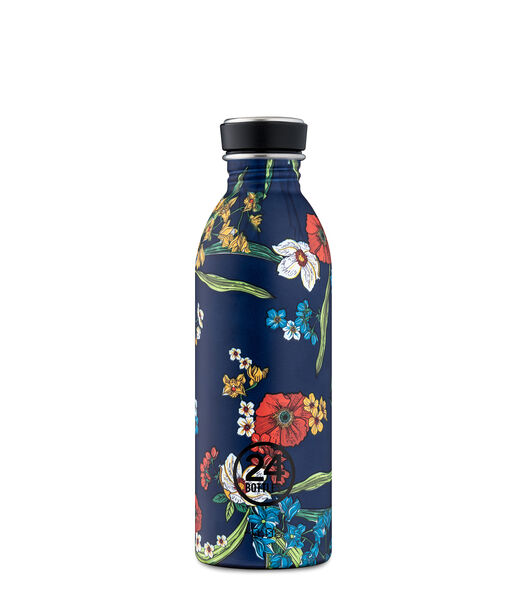 Urban Bottle 500ml Denim Bouquet