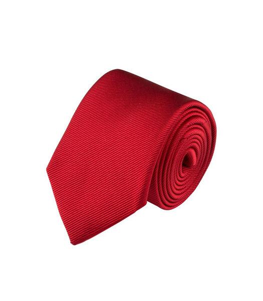 Cravate classique en soie