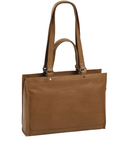 The Chesterfield Brand Lima Shopper brown
