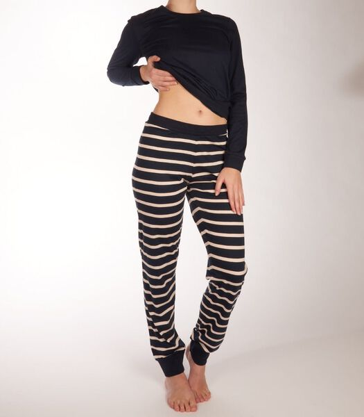 Pyjama lange broek   d-44