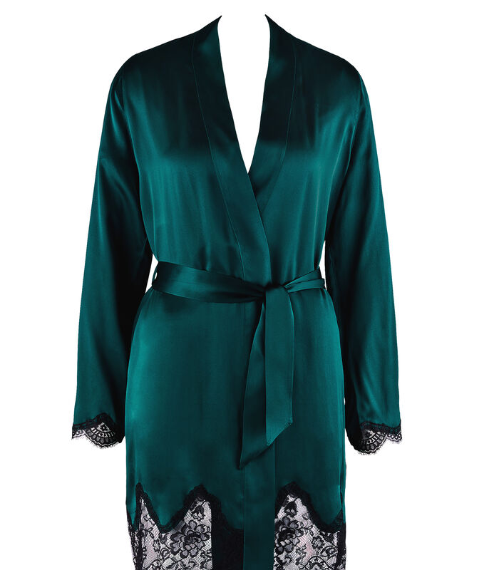 Zijden kimono TOI MON AMOUR image number 4