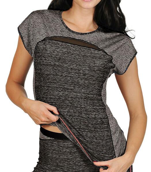 Tee-Shirt Miss sportief
