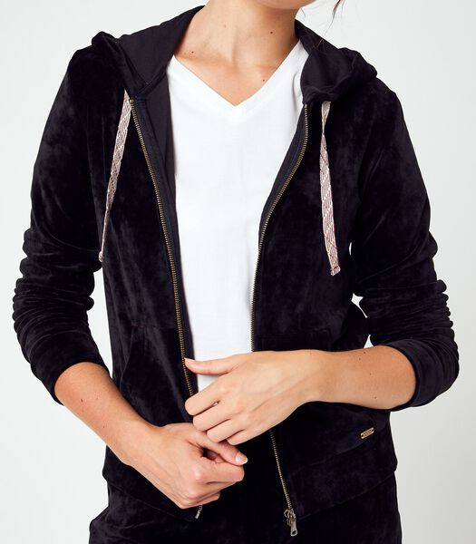Sweats à capuche Noir