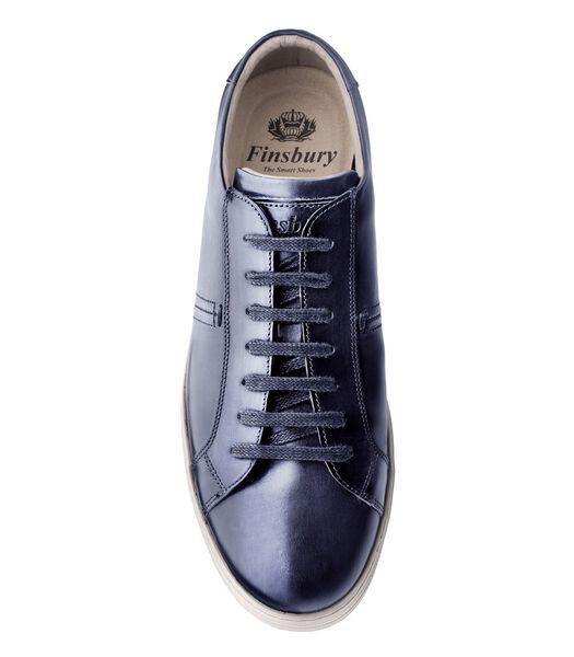 Leren sneakers RIVA