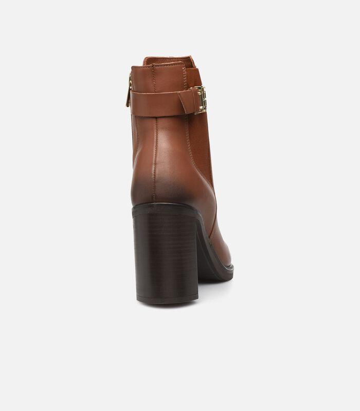 TH MONOGRAM HARDWARE HEEL BOOT Boots en enkellaarsjes image number 3