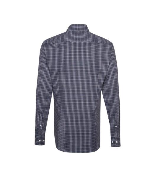 Overhemd Shaped Fit Extra lange mouwen Geruit