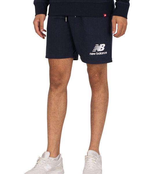 Essentials sweatshort met logo