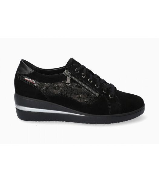 PATSY-Sneakers fluweel