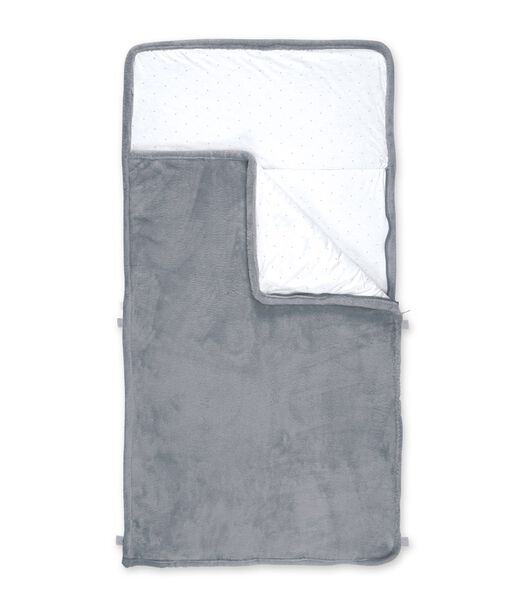 CAMPING BAG 70x140cm kein puntje grijs