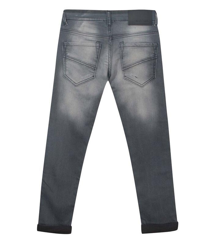 5 pocket slim jeans image number 1