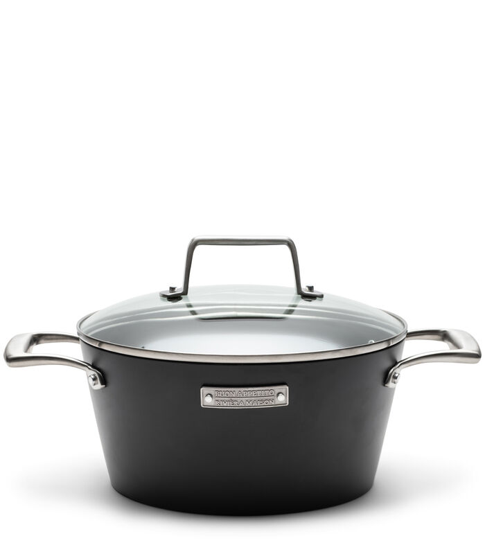 Buon Appetito Casserole Pan Wth Lid image number 0