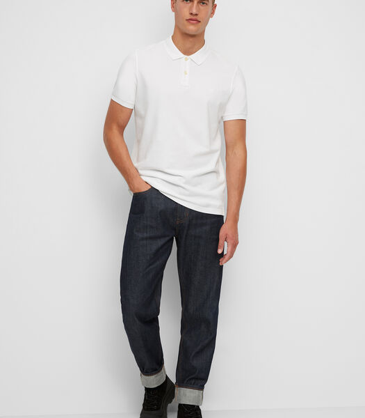 Regular garment-dyed