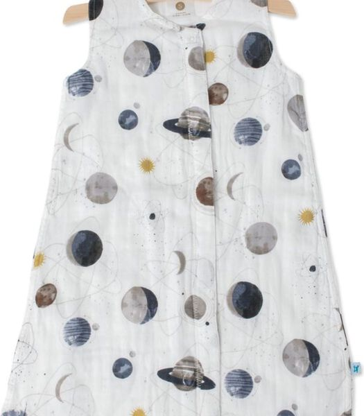 Gigoteuse mousseline coton taille S (Planetary)