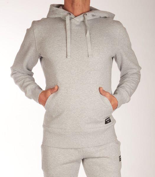 Homewear top centre hood h-s