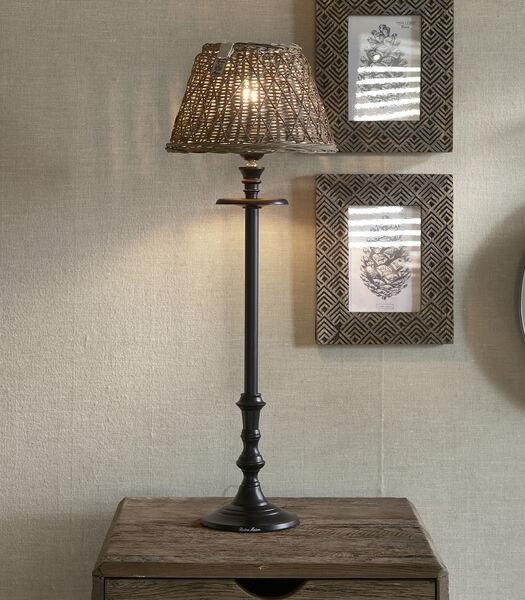 RR Cross Weave Lamp Shade 20x12
