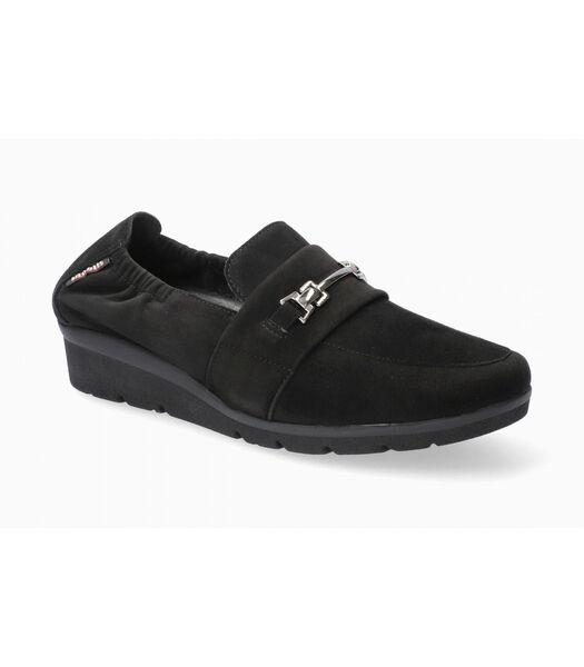 NADIRA-Loafers fluweel