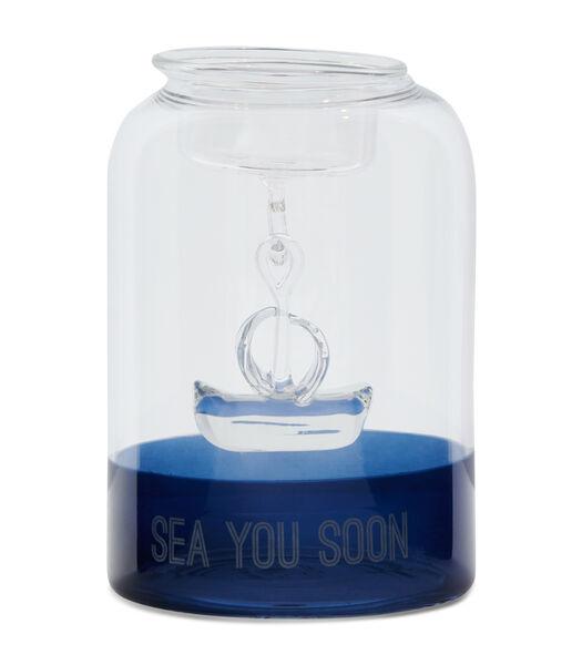 Sea You Soon Fillable Votive