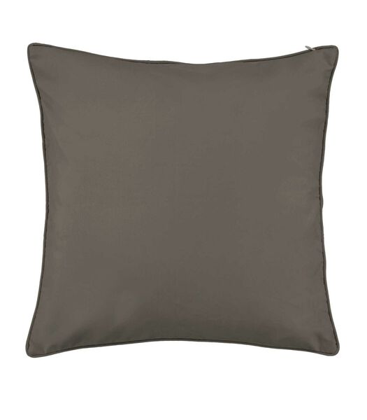 FLEUR - Coussin - Taupe
