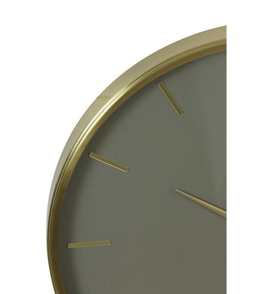 Klok Timora - Groen - Ø51 cm