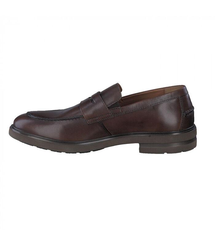 ORELIEN-Loafers leer image number 4