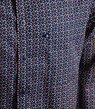 Hemd met fris abstract motief image number 4
