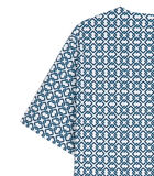 Shirtblouse Print Korte mouwen Ronde Hals image number 2